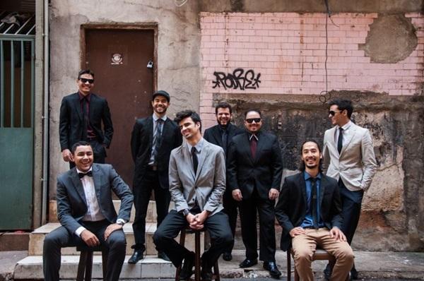 Grupo Funqquestra tocará com Surf Sessions (Mavi Dutra/Divulgação)