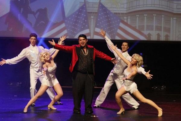'Broadway nights' faz uma releitura de vários musicais de sucesso  (João Saldanha/Divulgação)