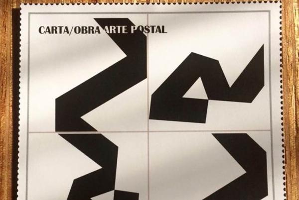 A obra de Ligia Medeiros foi uma das que participaram da dinâmica de Carta/Obra (Crédito: Lígia Medeiros/Divulgacao)