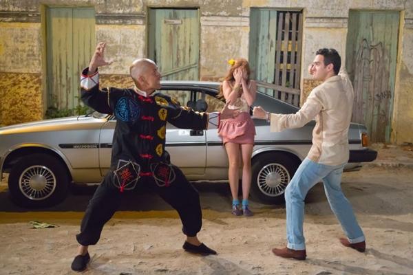 O humor do longa cearense tem tudo para ganhar o Brasil (Downtown Filmes/Divulgação)