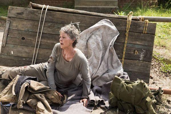 Toda uma nova perspectiva será apresentada aos sobreviventes em 'The walking dead' (Gene Page/AMC)