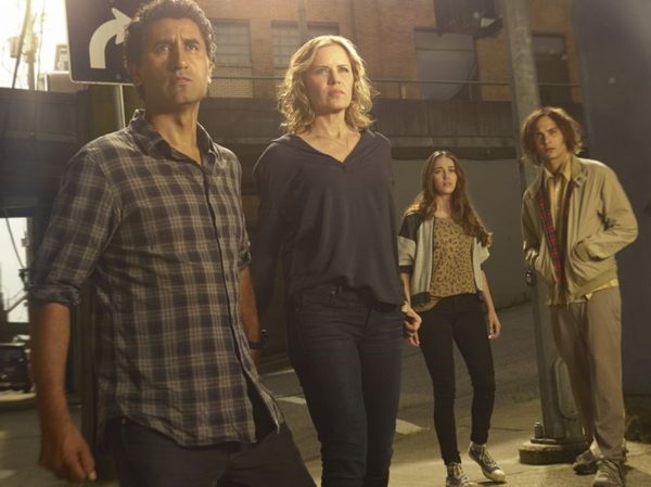 Cena de 'Fear the walking dead' (JustinLubin/AMC)