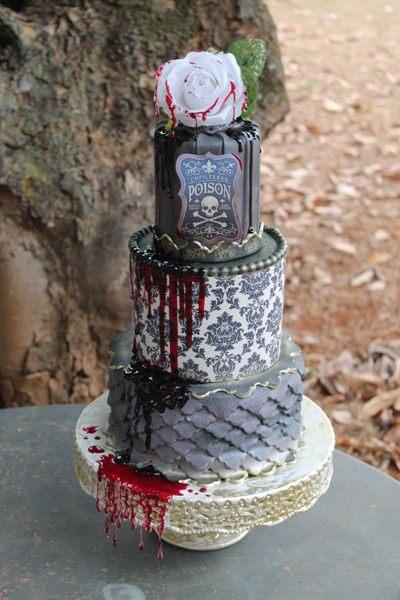 Os bolos temáticos da Kit Cake são uma opção para a comemoração (Divulgação/ Kit Cake)