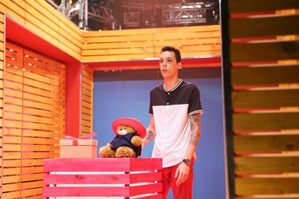 Nil Agra faz parte do elenco do programa 'O estranho show de Renatinho' no Multishow (Gianne Carvalho/Divulgacao)