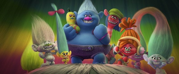 Troll relembra a atmosfera das décadas de 1960 e 1970 (DreamWorks/Divulgação)