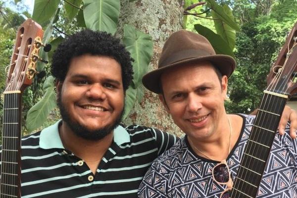 Dudu 7 Cordas e Alex Souza cantarão clássicos do samba e faixas autorais (Dani Neri/Divulgação)