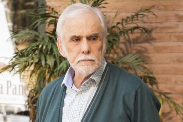 Francisco Cuoco tem ligação com a máfia em 'Sol nascente'  (Globo/Cesar Alves)
