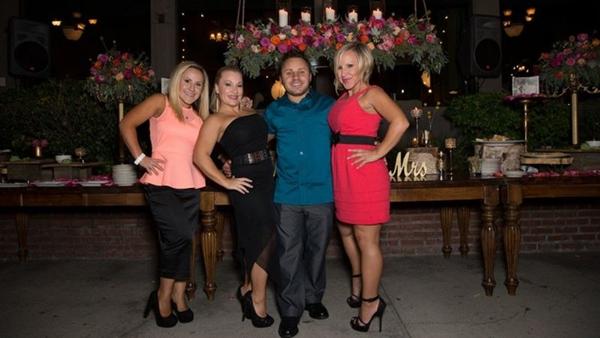A empresa  Sassy Bash é especializada em realizar casamentos de anões (Lifetime/Divulgação)