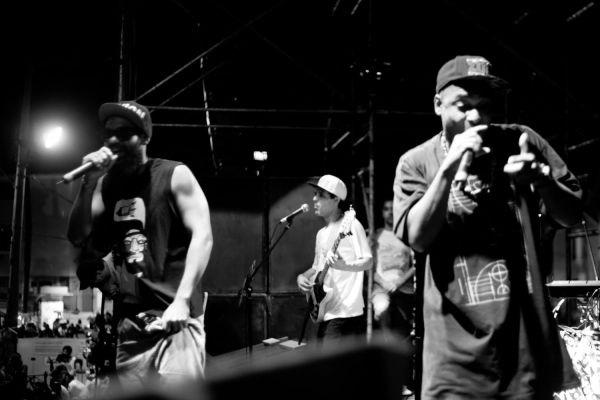 A banda BaianaSystem fará show no festival dia 18 de novembro (Cartaxo/Divulgação)