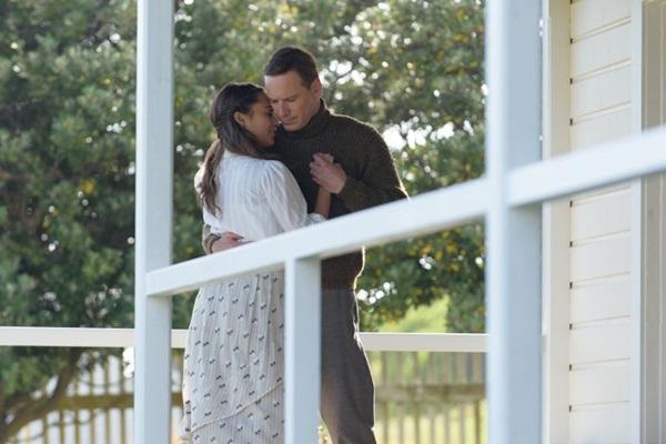Michael Fassbender e Alicia Vikander repetem romance da vida real (Davi Russo/DreamWorks)
