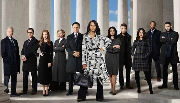Na quinta temporada, Scandal revive o clima de disputa presidencial (Sony/Divulgação)