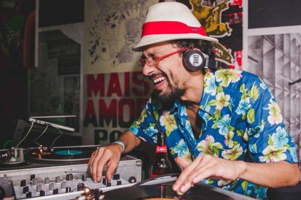 O som ficará sob comando do DJ Zalma (Je Treme Mon Amour/Divulgação)