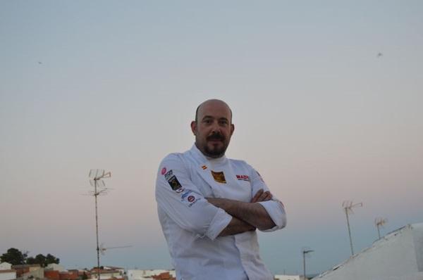 Ruben Sánchez-Camacho, chef do restaurante espanhol El Bodegón (Jesús Benito Lara/Divulgação)