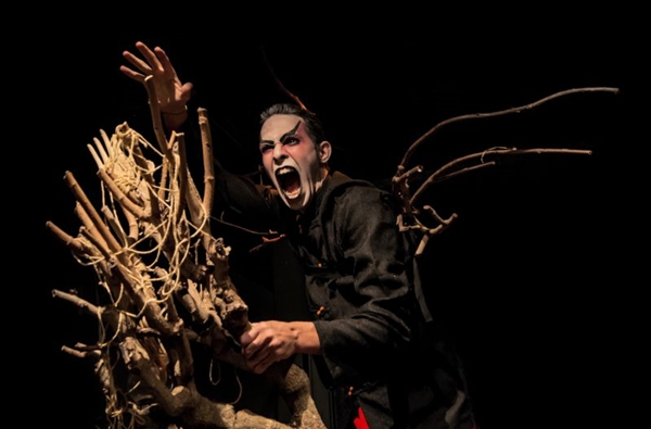 O espetáculo tem direção da experiente Luciana Martuchelli (Luciano Sartoryi/Divulgação)