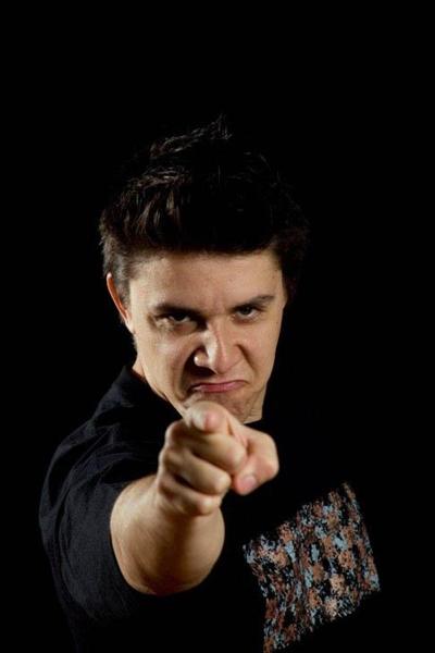 Comediantes brasileiros, como Oscar Filho, são apostas do Comedy Central (Ale do Val/Divulgação)