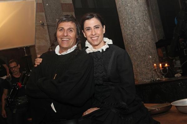 Evando Mesquita participa das iniciativas dramatúrgicas da atração (GNT/Divulgação)