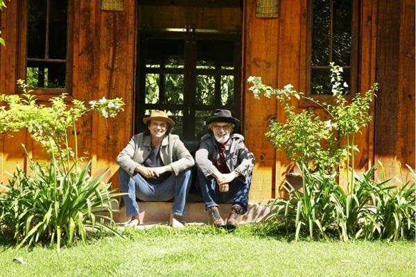 Almir Sater e Renato Teixeira fazem show no Centro de Convenções Ulysses Guimarães (Crédito: Universal Music/Reprodução)