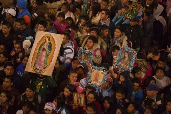 O documentário apresenta a história de vida de devotos de Maria (Vitrine Filmes/Divulgação)