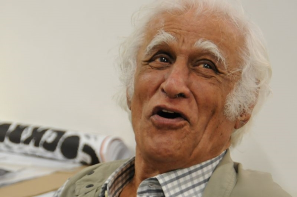 O escritor Ziraldo é um dos convidados da Flipiri, em Pirenópolis (Bárbara Cabral/Esp. CB/D.A Press)