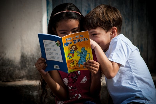 A Flipiri é um evento para crianças e adultos (Flipiri/Divulgação)