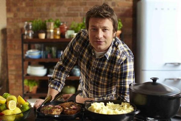 Jamie Oliver aposta em receitas de fácil execução  (Reprodução/Internet)