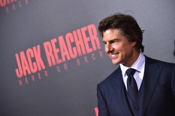 Além de estrelar, Tom Cruise produz  'Jack Reacher %u2014 Sem retorno' (Mike Coppola)