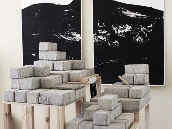 Em 'Asseidade da fenda', David Almeida aborda do espaço íntimo ao urbano (David Almeida/Divulgação)