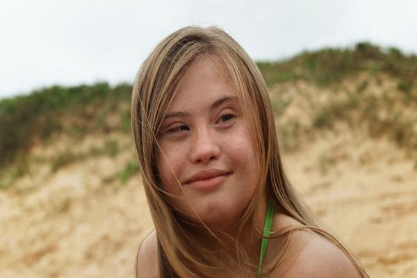 'Marina não vai à praia': um retrato sobre a Síndrome de Down  (Reprodução internet)