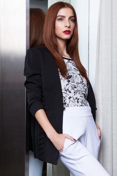 A atriz afirma que as séries de tevê são uma 'tendência de mercado' (Melina Tavares Comunicação/Divulgação)