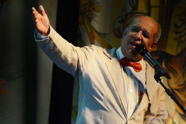 Saulo Laranjeira vai cantar e contar saborosas histórias no Feitiço Mineiro  (Laranjeira Produçoes/ Divulgação)