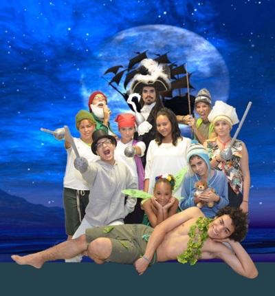 'Peter Pan' encanta crianças e adultos de várias gerações (Instituto de Artes e Cultura Alvaro Neto/Divulgação)