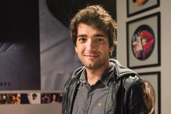 Além de 'A lei do amor', Humberto Carrão já atuou em 'Cheias de charme' e no filme 'Aquarius' (Mauricio Fidalgo/TV Globo)