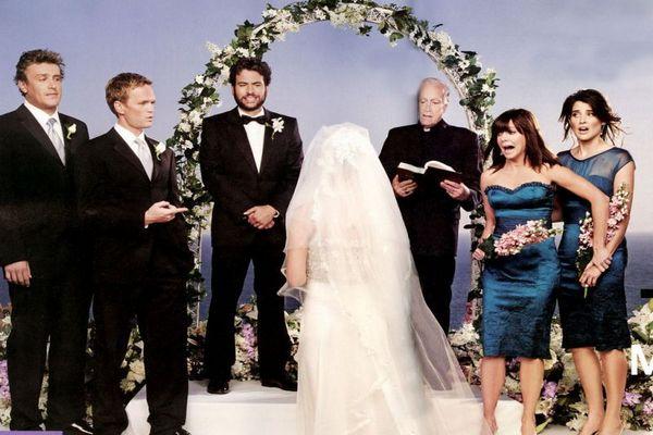 Todas as temporadas de 'How I met your mother' estão na Netflix (Reprodução/Internet)