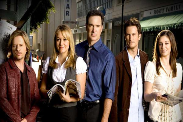 'As regras do amor' teve três indicações ao Emmy  (Canal Sony/Divulgação)