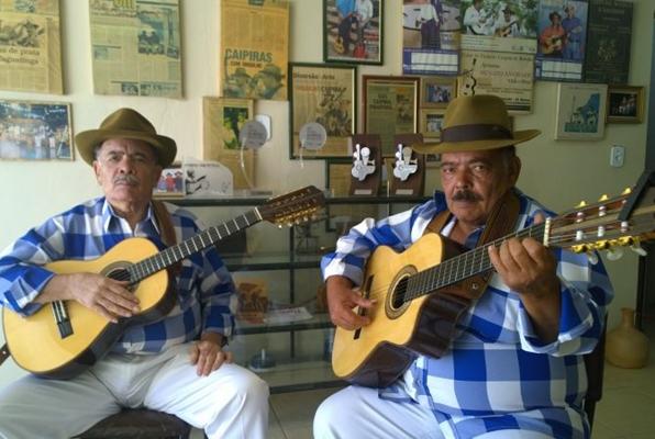 Zé Mulato e Cassiano também se apresentará no Encontro (Clube do Violeiro/arquivo institucional)