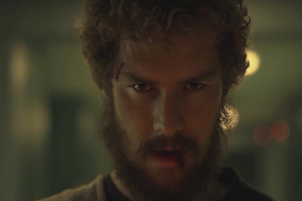 Cena do trailer de 'Punho de ferro', divulgada pela 'Netflix' e 'Marvel' (Netflix/Divulgação)