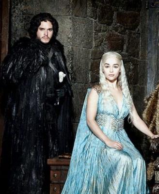 Jon Snow teve a morte lamentada, mas acabou revivendo em 'Game of thrones'  (HBO/Divulgação)