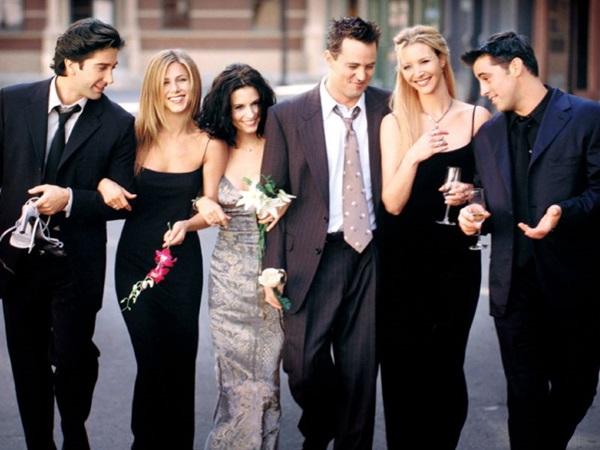 O último episódio de Friends teve uma audiência de 52 milhões de pessoas (Warner Channel/Divulgação)