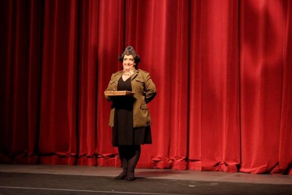 Grace Gianoukas: A comédia pode ser uma porta para a reflexão (Gal Oppido/Divulgação)