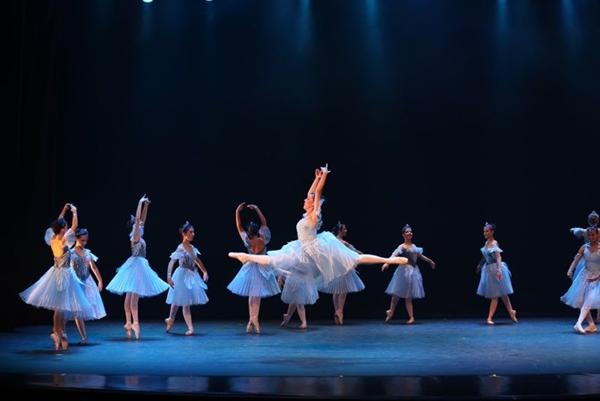 Giselle é uma das coreografias mais montadas do mundo (Reginaldo Azevedo/Divulgação)