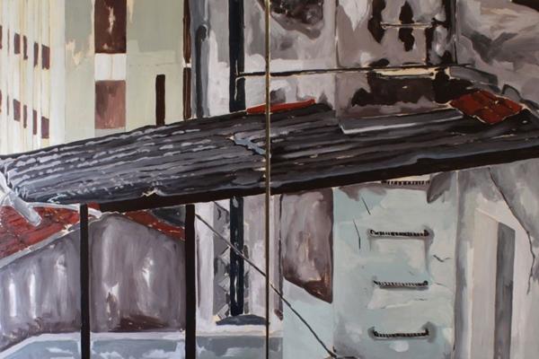 A obra de David Almeida foi a grande vencedora do concurso (Reprodução/Divulgação)