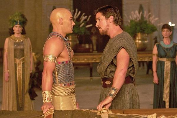 O filme 'Êxodo: Deuses e reis' traz a história do segundo livro do Antigo Testamento da Bíblia, Êxodo (Fox Film/Divulgação)