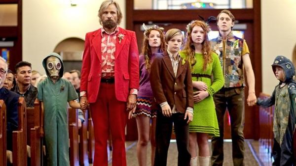 Personagem de Viggo Mortensen expõe os filhos a situações no mínimo embaraçosas (Internet/Reprodução)
