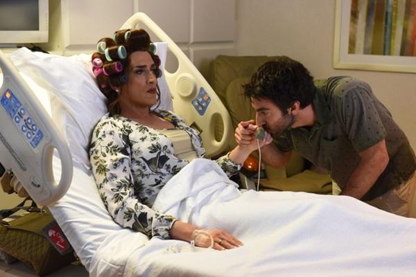 A atuação de Paulo Gustavo (c) vale o ingresso de 'Minha mãe é uma peça 2' (DownTown filmes/Divulgacao)