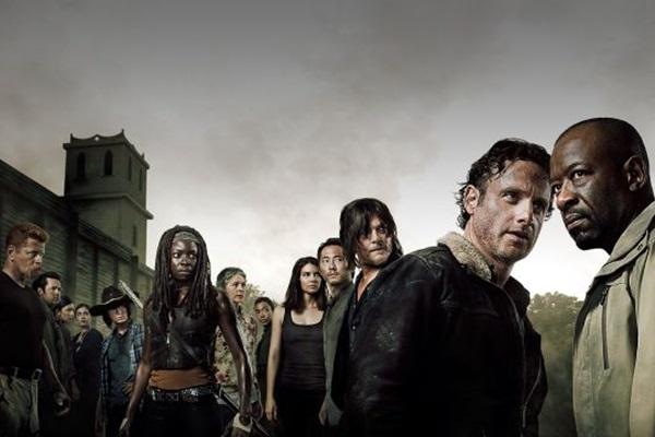 Além das mortes chocantes causadas por Negan, 'The walking dead' ficou marcada pela mesmice (Fox/Divulgacao)