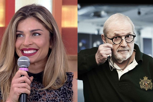 Jô Soares e Grazi Massafera foram os maiores destaques do ano (Reprodução/Internet)