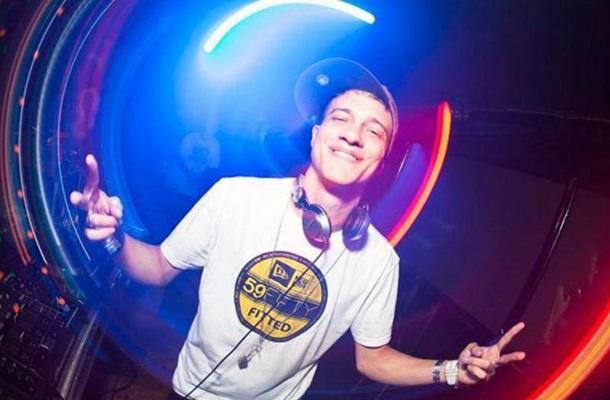 DJ Shark colocará a galera para dançar na pista de dança do Réveillon das Cores (Um Nome Comunicação/Divulgação)