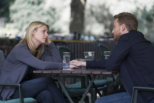 Cena divulgada, da sexta temporada de 'Homeland' (Fox Action/Divulgação)