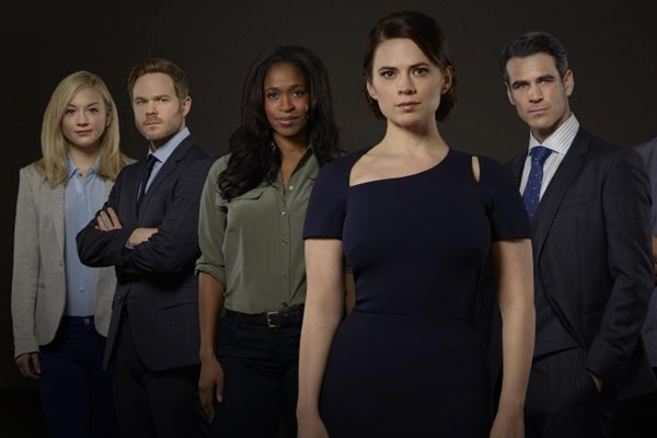 Primeira temporada da série Conviction.  (Fox Life/Divulgação)