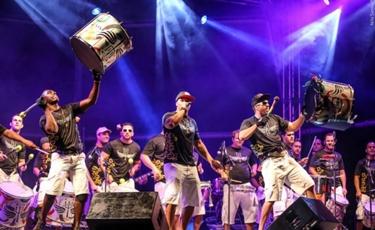 Bloco Santo Pecado: a levada contagiante do samba-reggae (Arquivo Pessoal/Divulgacao)